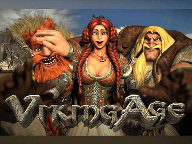 Виртуальный автомат с большими призами - Viking Age
